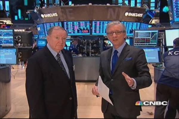 90 Seconds with Art Cashin: If oil's down, the economy could be slowing