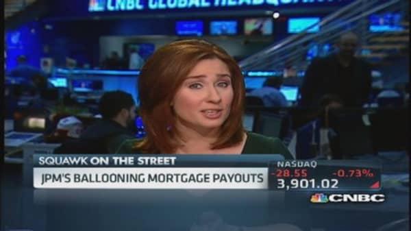 JPM's ballooning mortgage payouts