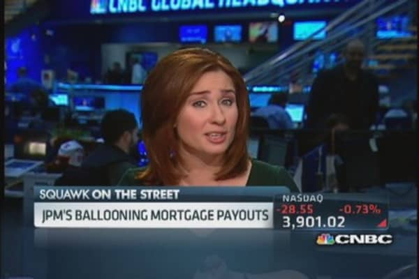 JPM's ballooning mortgage payouts