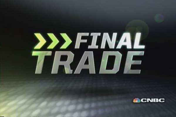 FMHR Final Trade