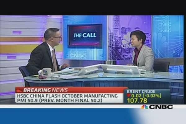 China growth momentum still strong: Societe Generale