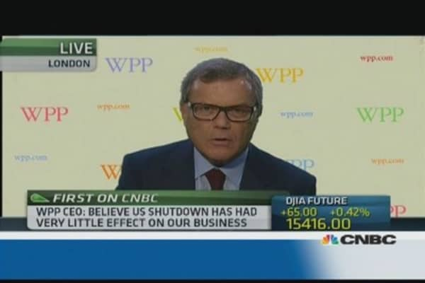 Politics caused 'significant damage to brand America': WPP CEO