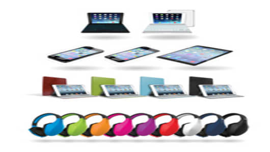 ZAGG products for the Apple iPad Air