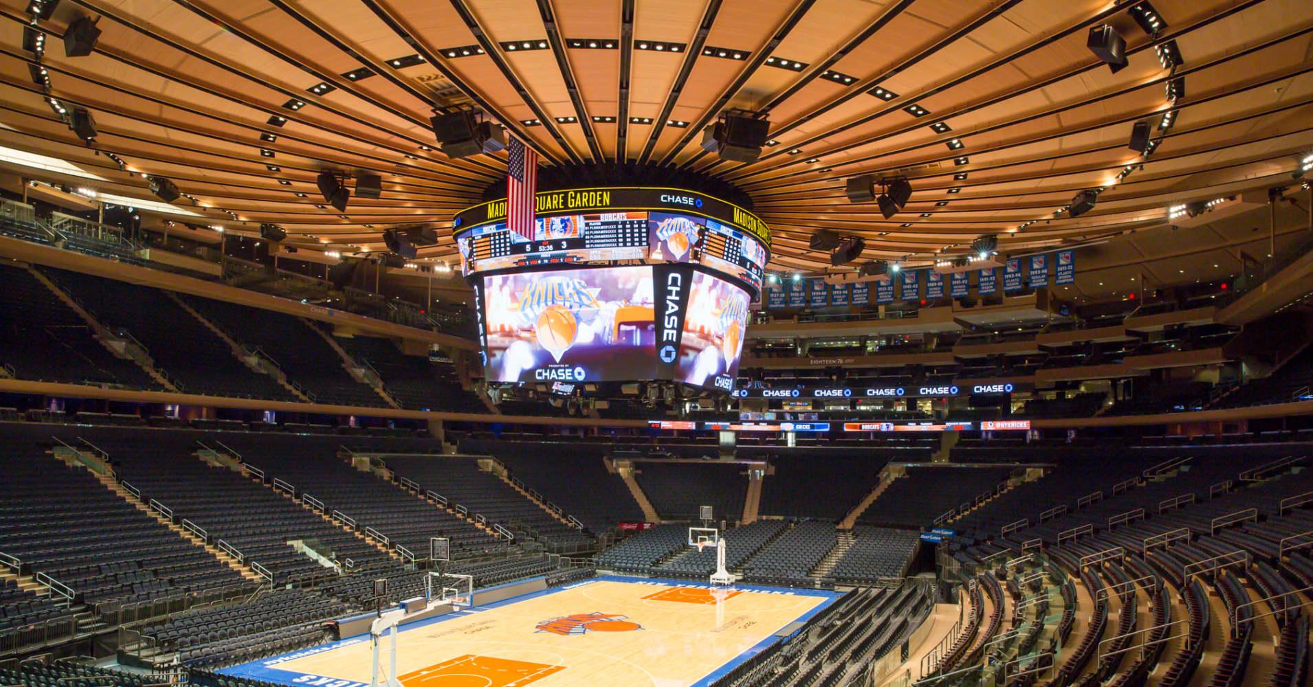 Madison Square Garden: The Billion Dollar Makeover Of Madison Square Garden