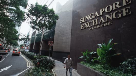 Singapore Stock Exchange