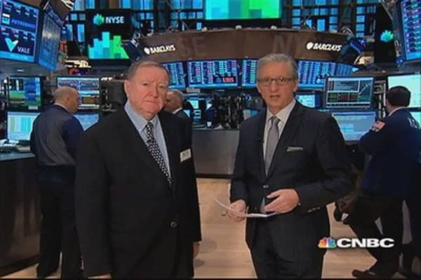 Cashin: Record-high profit margins 'masterpiece of creative management'