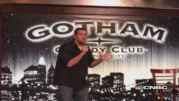 Greg Cantone at Gotham Comedy Club