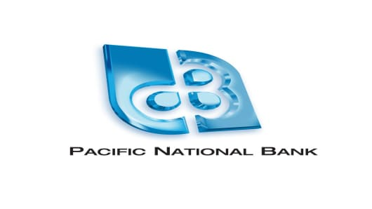 Pacific National Bank logo