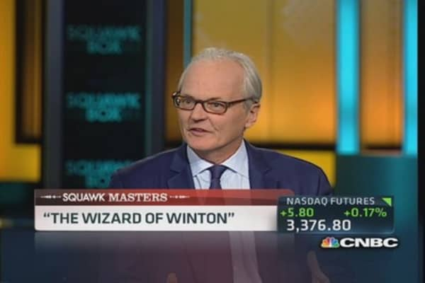 Investing with the 'Wizard of Winton'