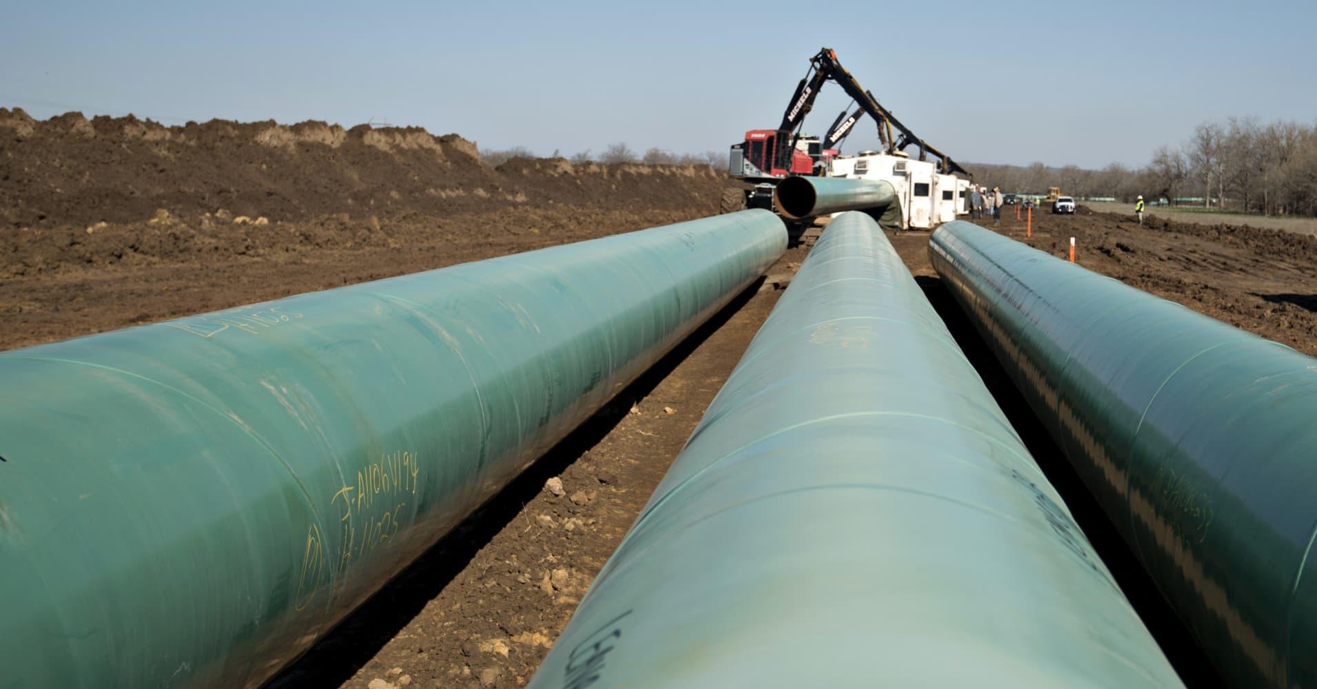 Transcanada Landowners Battle Over Pipeline Easements