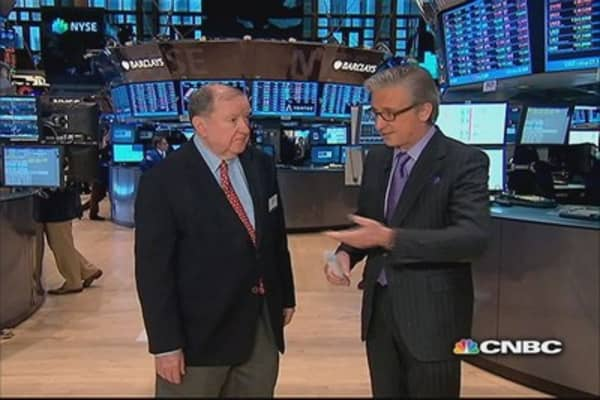Cashin says: Tiptoeing into plus territory