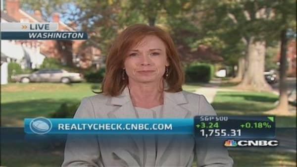 Wall Street's new housing play