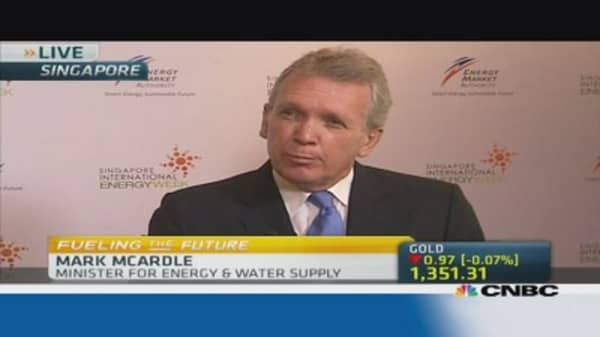 Queensland energy minister: Asia is ready for LNG exports