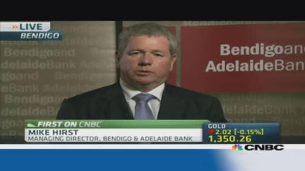 Bendigo & Adelaide: Holding strong despite weak environment