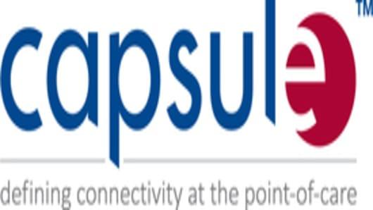 CapsuleTech, Inc. logo