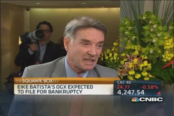 The downfall of billionaire Eike Batista