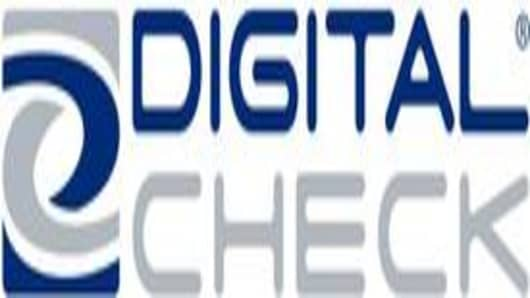 Digital Check Corporation logo