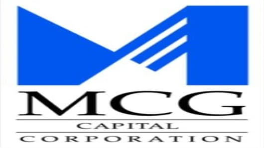 MCG Capital Corporation Logo