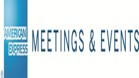 American Express Meetings & Events logo