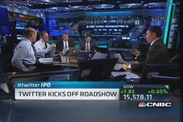 Twitter IPO estimates are missing one thing: Pro