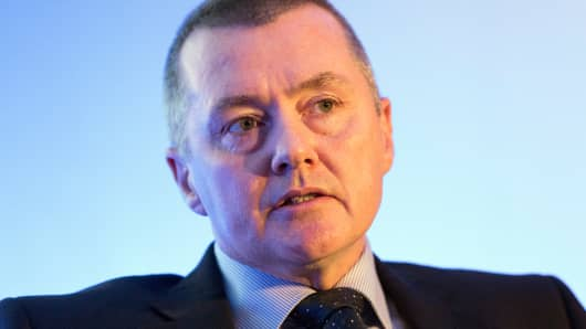 Willie Walsh, CEO of the International Airlines Group