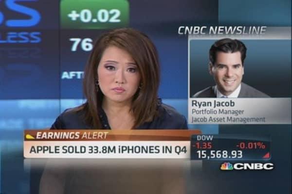 Apple had 'solid quarter': Pro