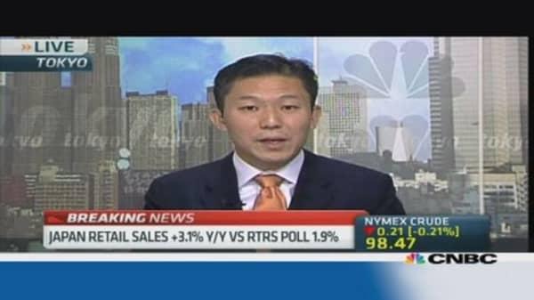 Data shows Abenomics is making Japan 'boom'