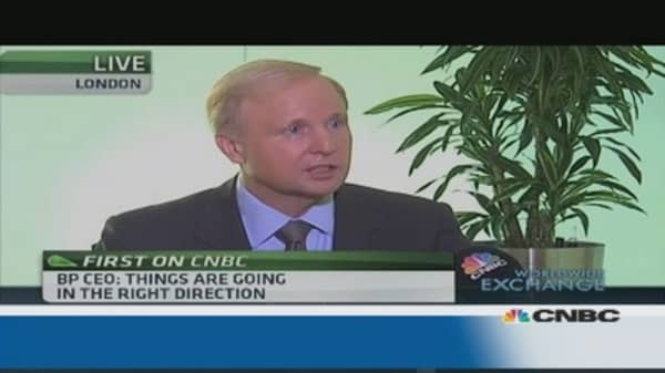 Dudley: BP to manage capital very carefully