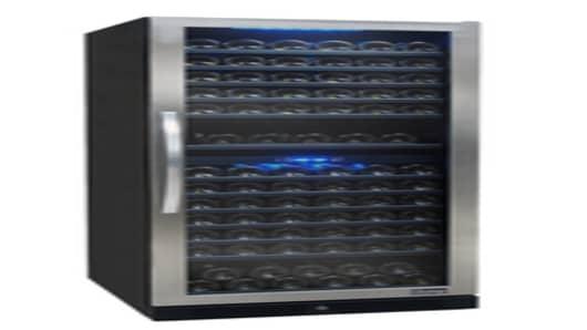 Vinotemp Designer Series 149 Bottle Dual-Zone Wine Cooler
