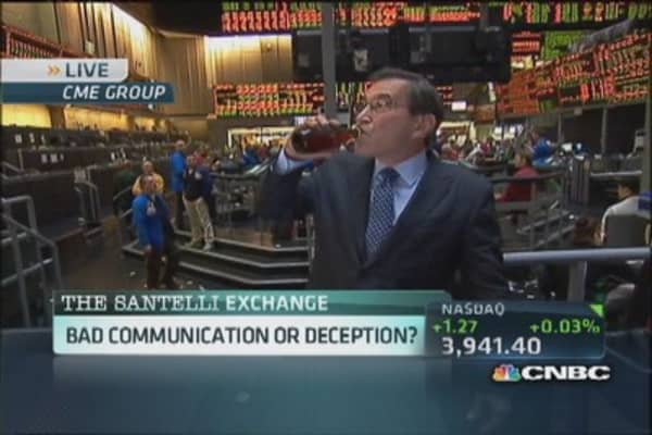 Santelli's cure for 'snake oil' deception of Obamacare