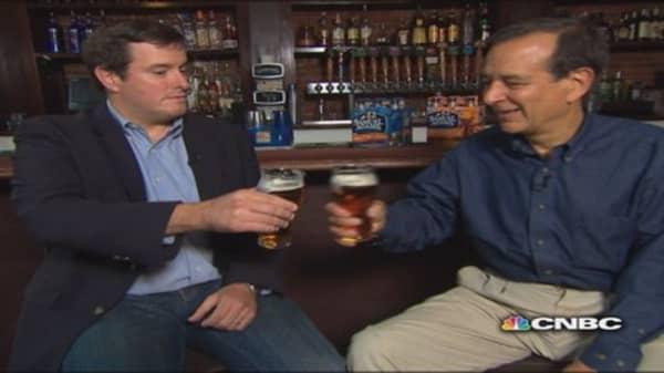 Boston Beer Company's Jim Koch on his best beer ever