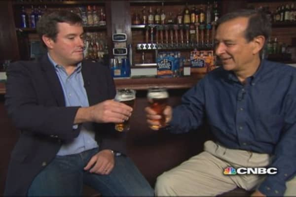 Boston Beer Company's Jim Koch on his best beer ever
