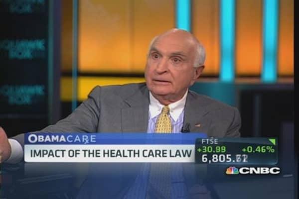 Langone to GOP: Let Obamacare happen