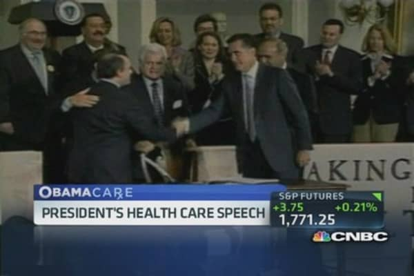President Obama to give health care speech