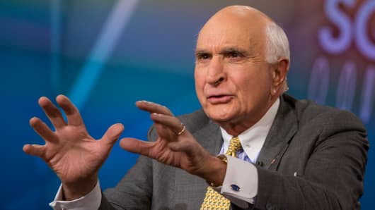 Ken Langone, founder & CEO at Invemed Associates.