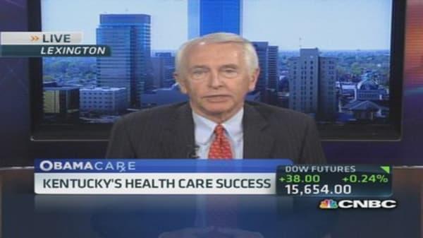 Kentucky's health care success