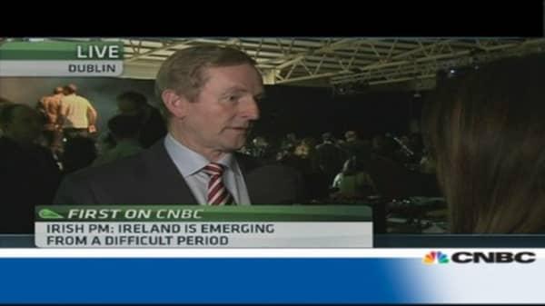 Ireland has 'best demographics': Prime minister