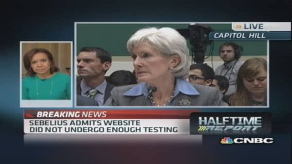 Sebelius on the defense: Coombs