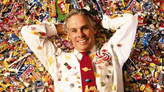 Larry Graham, president of the National Confectioners Association