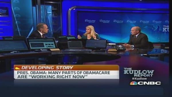 Health insurance 'death spiral'