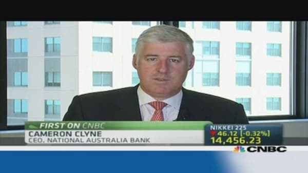 National Australia Bank: Optimistic about 2014
