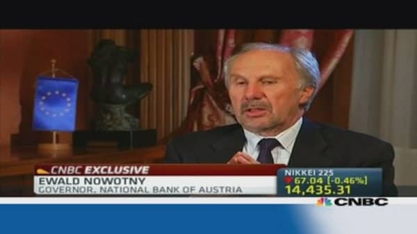 ECB's Nowotny: There will be liquidity provisions