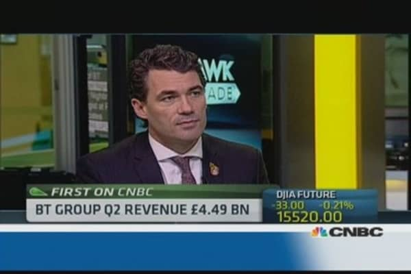 Retaliation from Sky has helped BT Sport: BT CEO