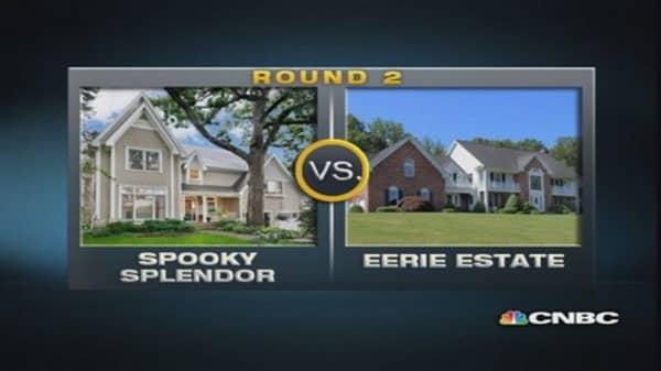 Spooky Splendor: $1 million homes