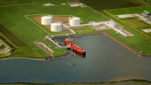China tariffs create headache for next wave of US LNG export projects