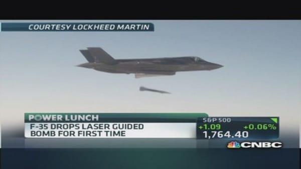 Pentagon hits major milestone