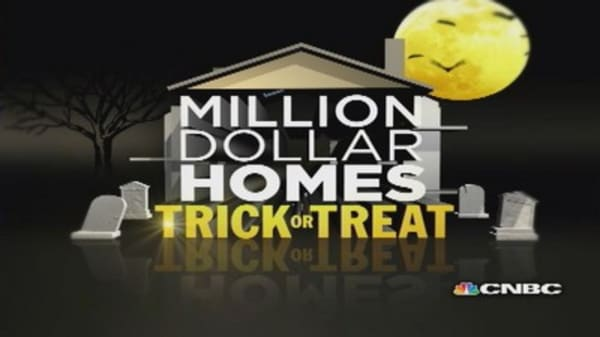 'Tricky Retreat' spooks away competition