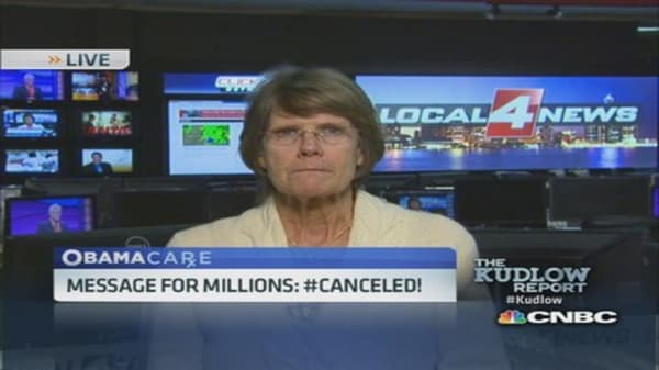 Nurse shares story of losing her plan