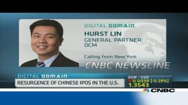 China internet firm 58.com lists on NYSE