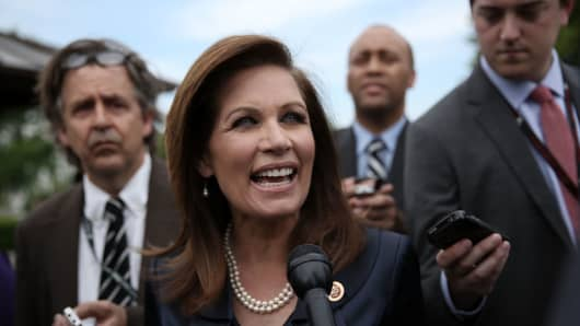 U.S. Rep. Michele Bachmann (R-MN)